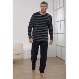 Massana Pijama Hombre P671311 Marino Vigore T.3Xl