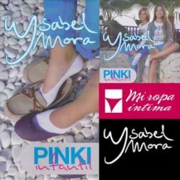 Isabel Mora 42735 Pinki Niño T. 6 Blanco
