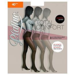 Platino Pantys Total Confort 40Den541.10355-2 C.Cafe T.V-Sm/44-46