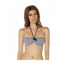 Red Point Bikini Completo S/t Salamina  Negro  Blanco  T.42