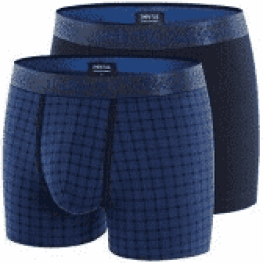 Impetus  Boxer Pack 2 Cotton Stretch P221G63 Az/ng T.Xl