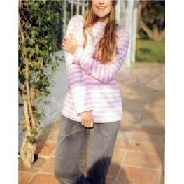Barandi Pijama Polar Mujer Rosa 1Sugar T.Xl