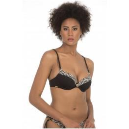 Selmark  Bikini  Negro  Foam  2817  T.105C