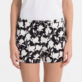 Calvin Klein Short Mujer Qs6029E-Lcx Leopard T.S