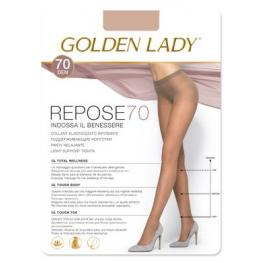 Golden Lady Activsan Panty Compres. 70Den Dore T.Xl
