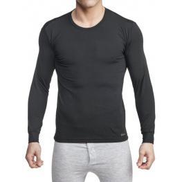 Impetus Thermo Camiseta Hombre M/larga Cuello Redondo Ref. 1366606 Col.020 Negro T.L