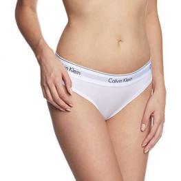 Calvin Klein Braga F3787E-100 Blanca T. S