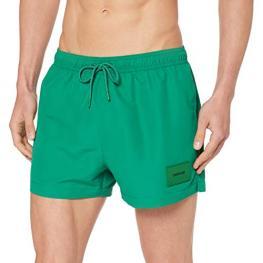 Calvin Klein Bañador Hombre Km0Km00277 Verde T.Xl