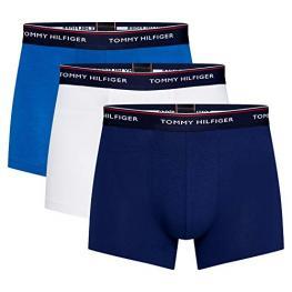 Tommy Hilfiger Boxer Pack 3 1U87903842 Ows Azu Osc/azul/ Blc T.Xl