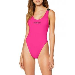 Calvin Klein Bañador Mujer S/aros  C/foam Kw00980Tz7 Fuxia T.Xs