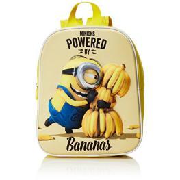 Mochila Minions Bananas 3D