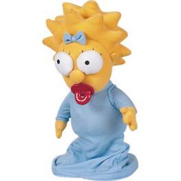 Los Simpson - Peluche de Maggie 28Cm