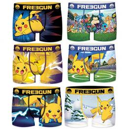 Pack 3Pcs Surtido Pokemon Freegun