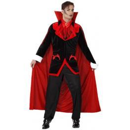 Disfraz Vampiro, Adulto T. 3