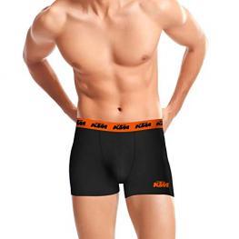 Boxer Ktm Microfibra 95% Poliéster 5% Elastano Multicolor