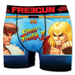 Boxer Unitario Street Fighter Freegun