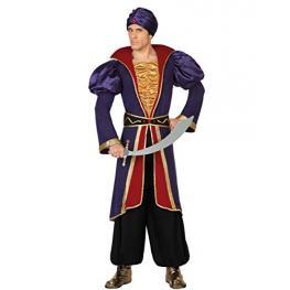Disfraz Príncipe árabe, Adulto T3