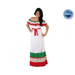 Disfraz de Mejicana Talla 2