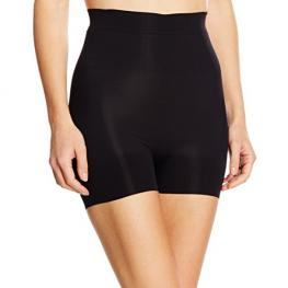 Shorty Mini Cosmético-Textil Color Negro