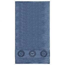 Toalla 50X90 Cm Azul Versace 19V69
