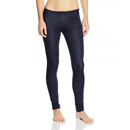 Leggings Shaping Reafirmante tejido Denim Vaquero Color Azul Lavado