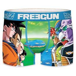 Calzoncillo Boxer Freegun Dragon Ball Para Hombre