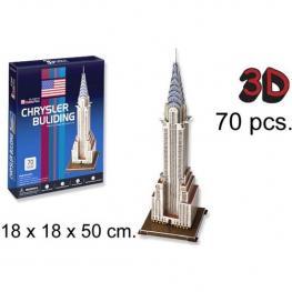 3D Puzzle Edificio Chrysler Usa