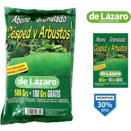 Abono Césped y Arbustos 500+100Grs