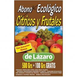 Abono Cítrico y Frutales Eco 500+100 Grs