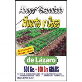 Abono Huerto y Casa 500+100 Grs