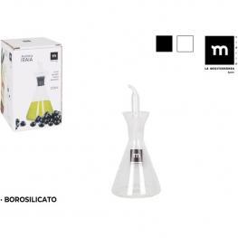 Aceitera Borosilicato Con Dosificador 125Cc Irai