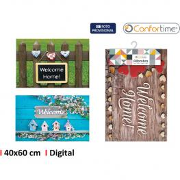 Alfombra 40X60Cm Home1 3S Digital Confortime