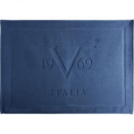 Alfombra Baño Azul 50X70Cm Versace 19V69