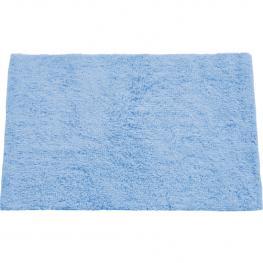 Alfombra de Baño 45X70 Cm Azul Claro