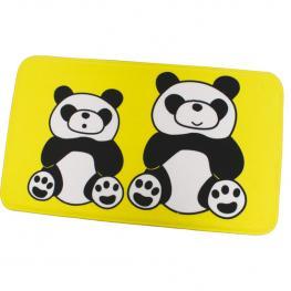 Alfombra de Baño Panda 45X75 Cm