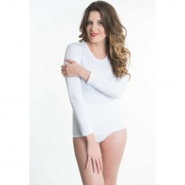 Anaissa Camiseta Termal Señora Blanco