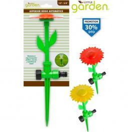 Aspersor Riego Automático 1/25/8 Little Garden - Colores Surtidos