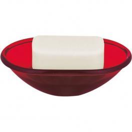 Bandeja Para Pastilla de Jabón , Rojo
