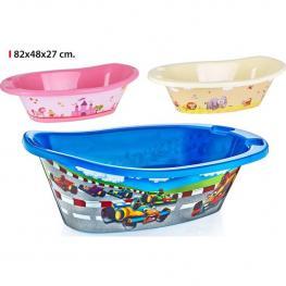 Bañera Infantil Iml 50,5X42,3X9Cm For My Baby - Diseños Surtidos
