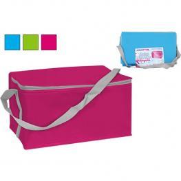 Bolsa Nevera Rectangular 35X20X20Cm - Colores Surtidos