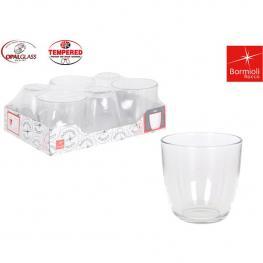 Set 6 Vasos Agua 29.5Cl Iris
