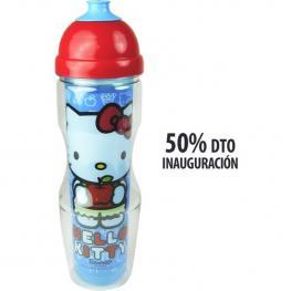 Botella Agua Hello Kitty