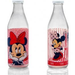 Botella Leche 900Ml Minnie - Surtidos