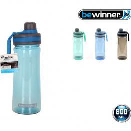 Botella Sport Agua 800Ml Bewinner