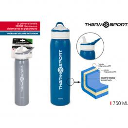 Botella Termica Sport 750Ml Thermosport