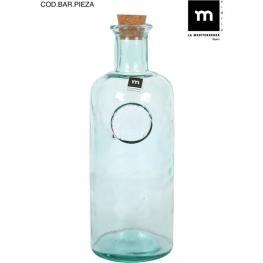 Botella Vidrio 2300Cc C/tapón Cuсo
