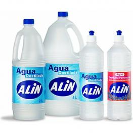 Agua Destilada 2L