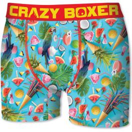 Boxer Crazy Boxer Fruit Party
