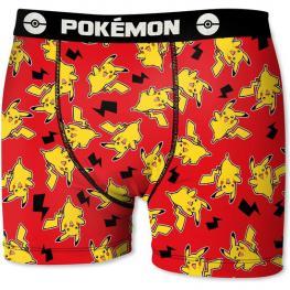 Boxer Infantil Pokemon Freegun