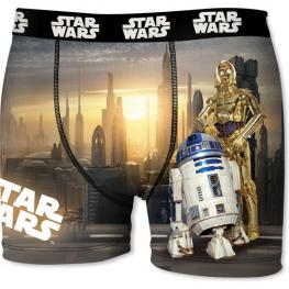 Boxer Infantil Star Wars II Freegun